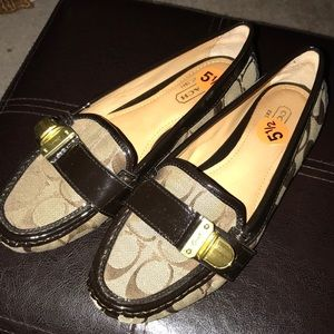 COACH Pauleen Loafers